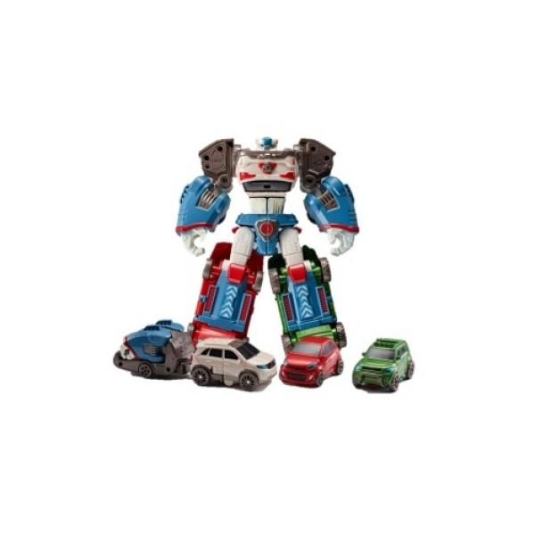 301058 Tobot Робот-трансформер Тобот Дельтатрон мини