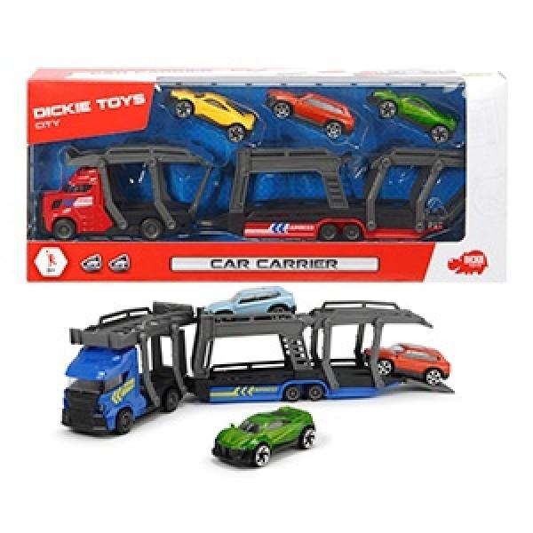 Игровой набор - Автовоз и 3 машинки 3745008 Dickie