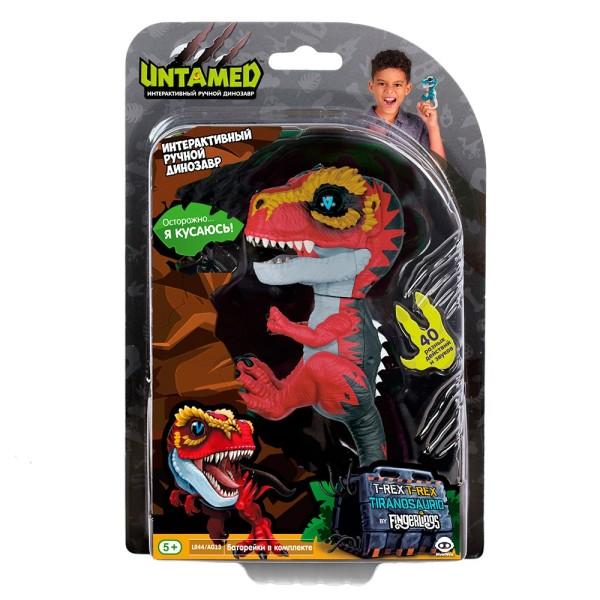 Интерактивный динозавр Рипси из серии Fingerlings 12 см WowWee 3786