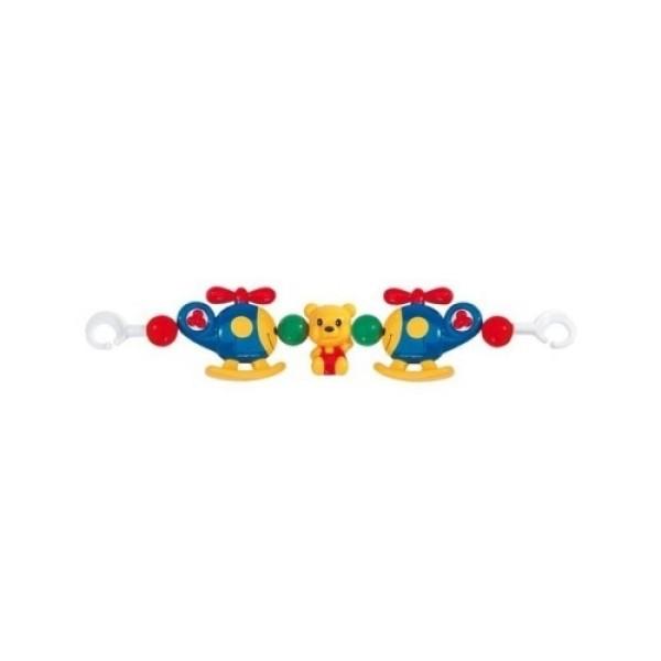 4011575 Simba Погремушка-цепочка на коляску,40 см, 3 в.