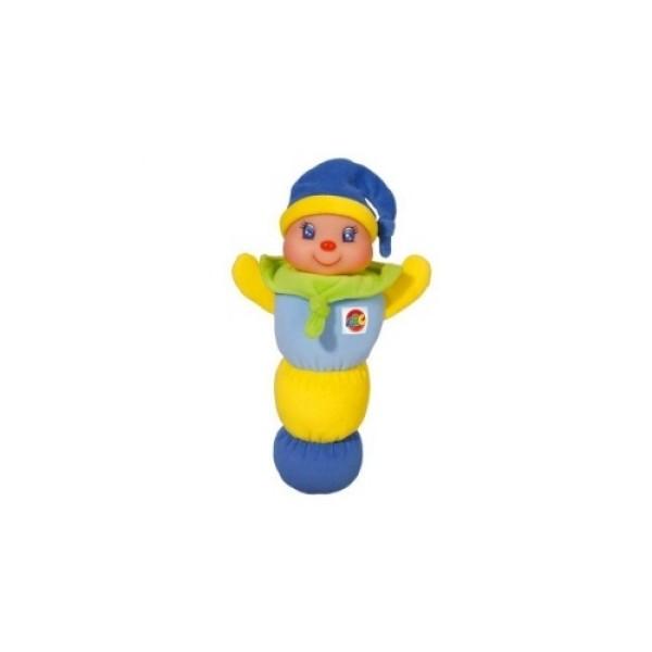 Светящаяся куколка-погремушка