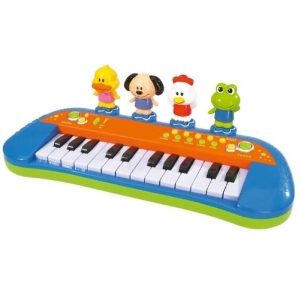 4012799 Simba Пианино Веселая ферма, 34 см