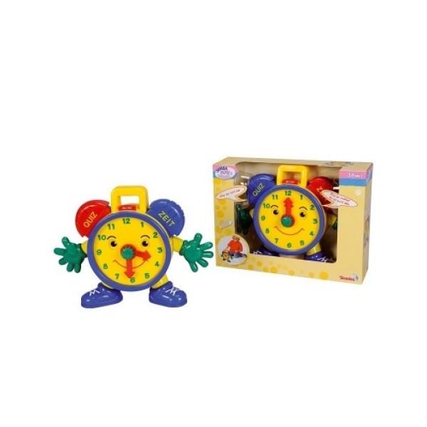 4013577 Simba Говорящие часики для малышей, 21 см