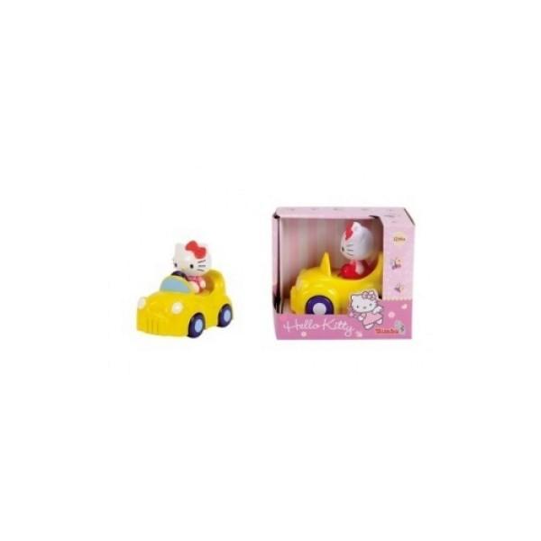 4014855 Simba Машинка Hello Kitty