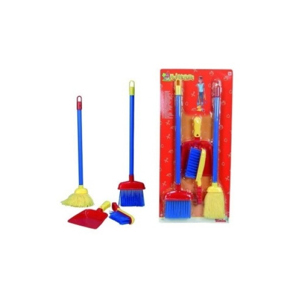 4762991 Simba Игровой набор My Little Home для уборки в доме
