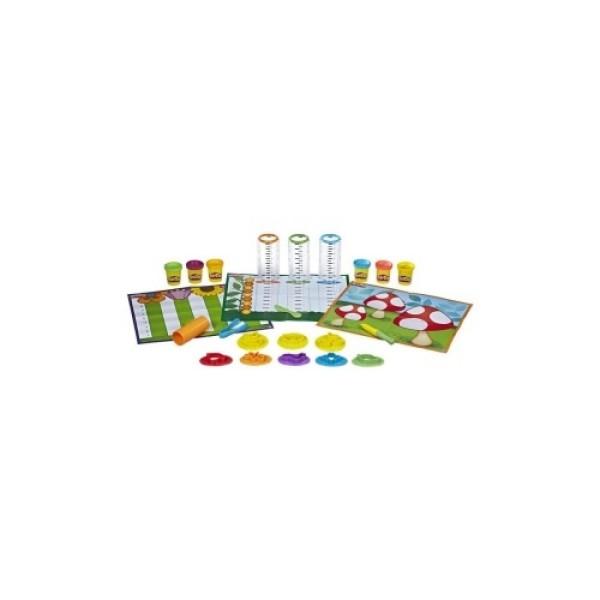 Игровой набор Play Doh ПЛЭЙ-ДО ИГРОВОЙ НАБОР СДЕЛАЙ И ИЗМЕРЬ B9016 Hasbro