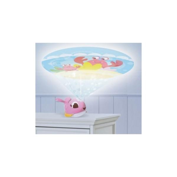 1304606830 Tiny Love Игрушка-проектор Коди розовый