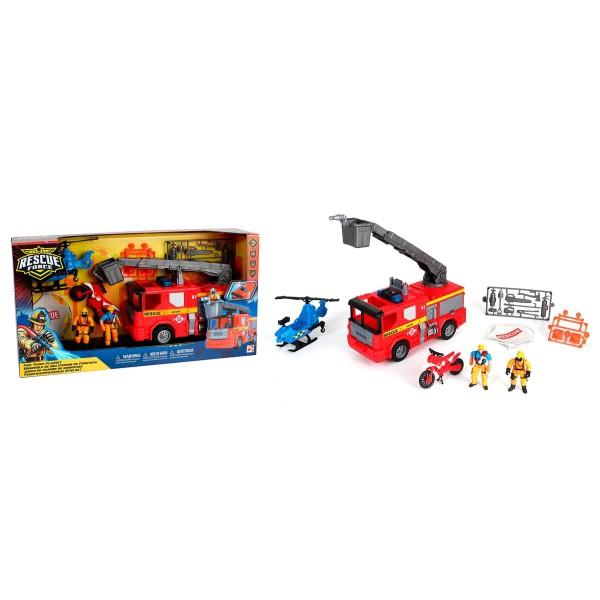 Игровой набор Спасательная пожарная машина 546053 Chap Mei