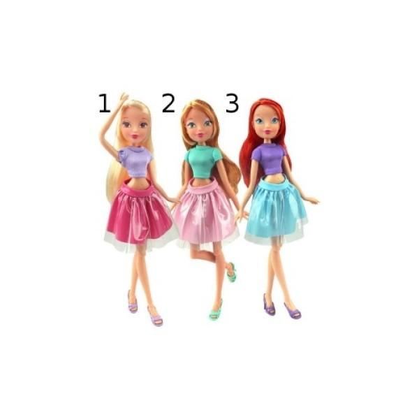 IW01391600 Winx Кукла Winx Club Городская магия-2