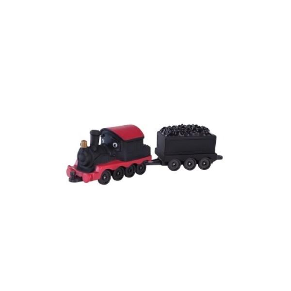38506 CHUGGINGTON Игровой набор Чаггингтон - Паровозик Пит с вагончиком