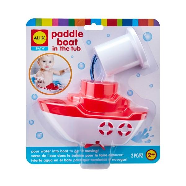 Игрушка для ванны Лодочка 624050-3 Alex