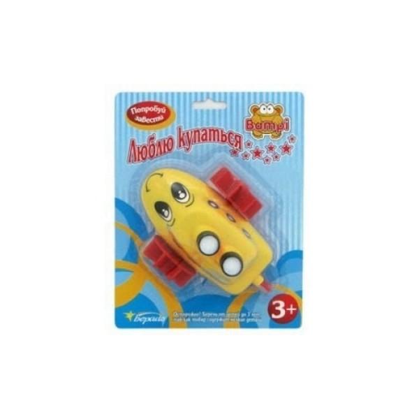 63275-1 Bampi Заводная игрушка Лодка