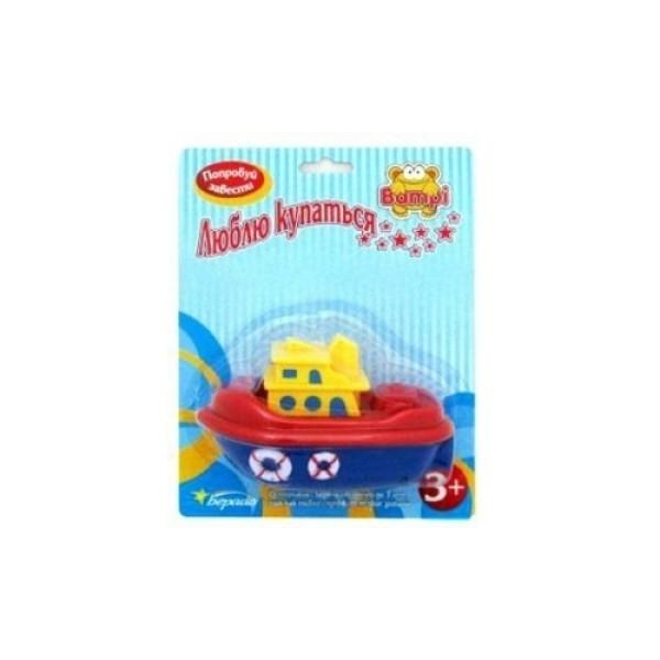 63983-1 Bampi Заводная игрушка Моторная лодка