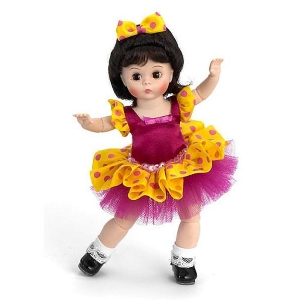 Кукла Танцовщица польки 20 см Madame Alexander 64455