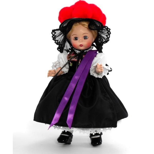 Кукла Девочка из Германии 20 см Madame Alexander 64495