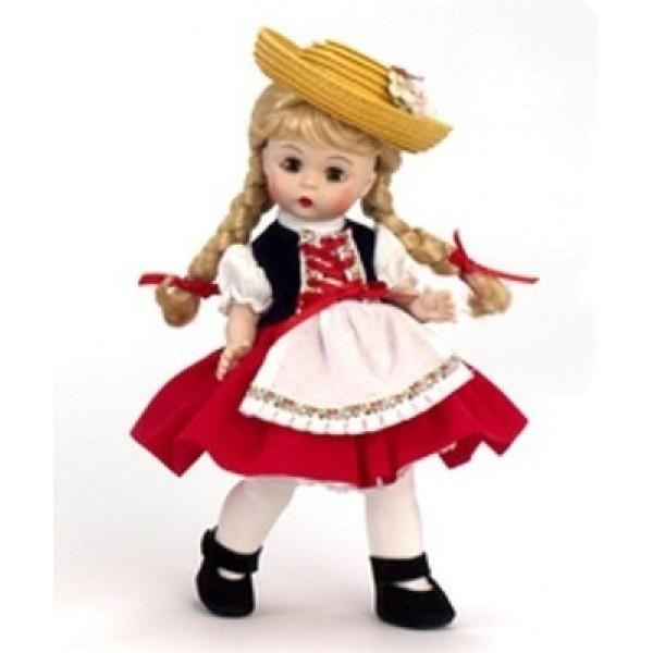 Кукла Хейди 20 см Madame Alexander 64555