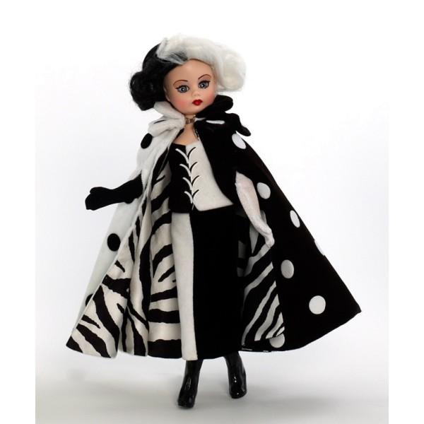 Кукла Круэлла де Виль 25 см Madame Alexander 64700