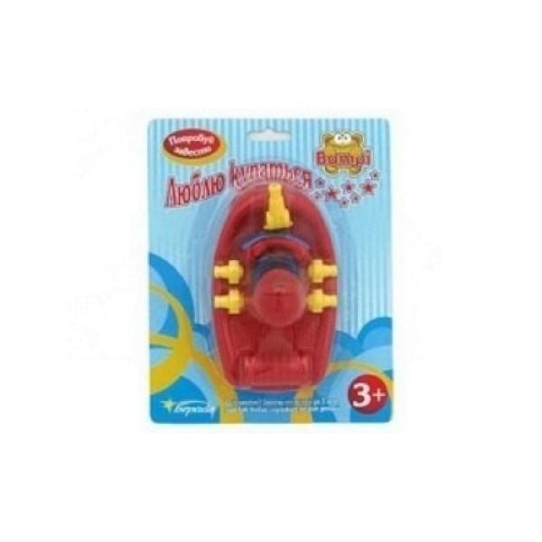 65019-1 Bampi Заводная игрушка Пожарная лодка