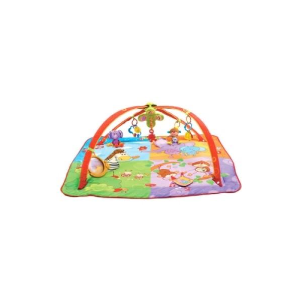 "(408) MAXI Развивающие  коврики ""Разноцветное САФАРИ"""