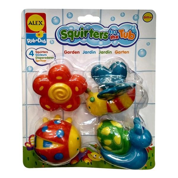 Игрушки для ванны