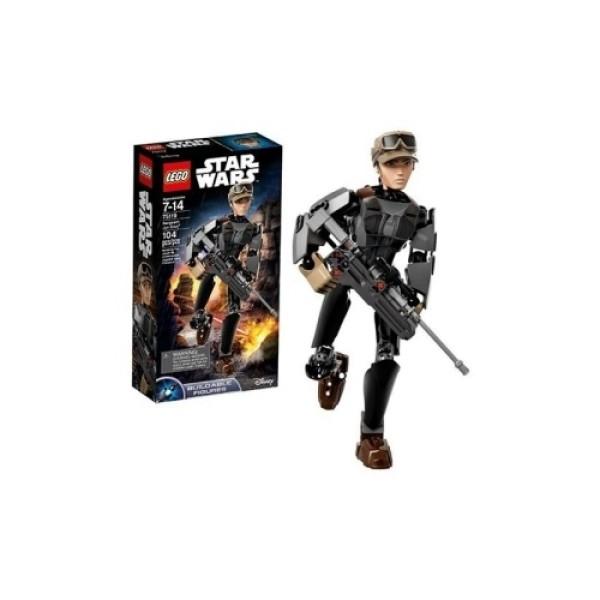 75119 Lego Звездные войны Сержант Джин Эрсо