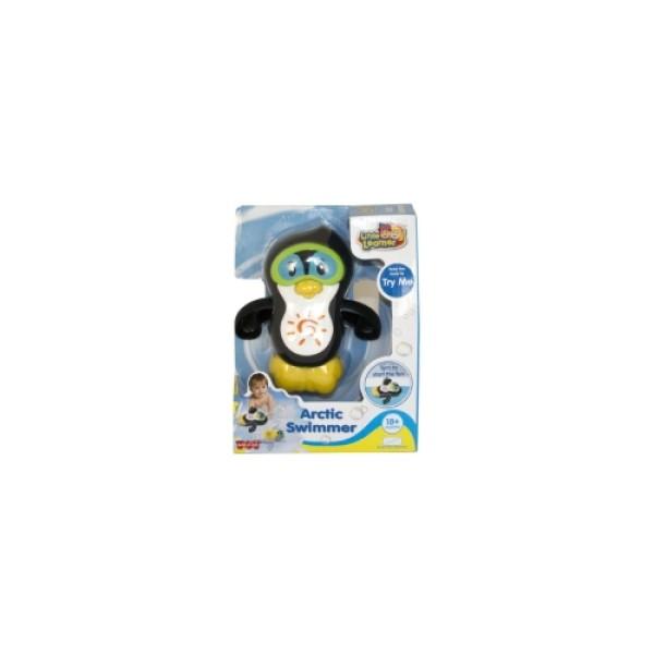 4322T Happy Kid Игрушка для купания Арктический пингвин