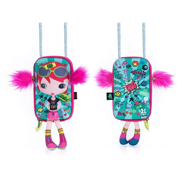 Сумочка-куколка Модница, 87007 OKIEDOG