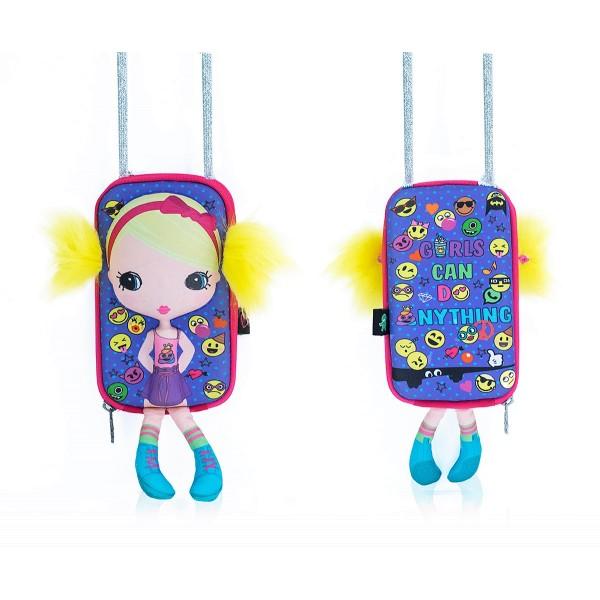 Сумочка-куколка Милашка, 87010 OKIEDOG