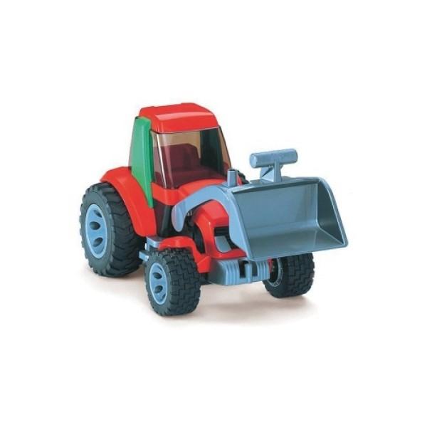 20-102 Bruder ROADMAX Трактор погрузчик