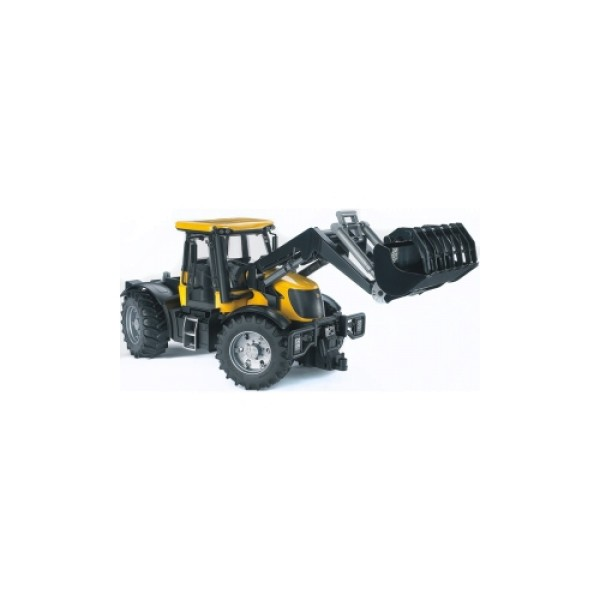 03-031 Bruder Трактор JCB Fastrac 3220 с погрузчиком