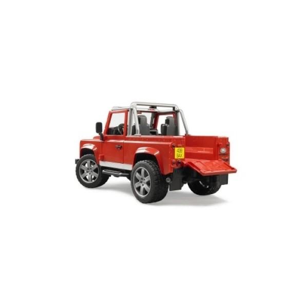 02-591 Bruder Внедорожник-пикап Land Rover Defender