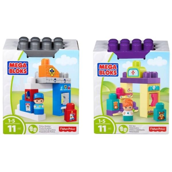 DYC54 Mega Bloks Маленькие игровые наборы - конструкторы
