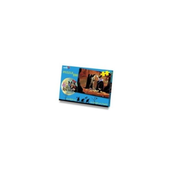 6807222 Noris Пазлы из серии мультфильма Три разбойника