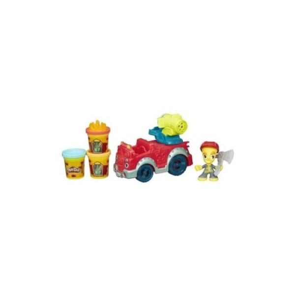 B3416 HASBRO Игровой набор Play-Doh Город Пожарная машина