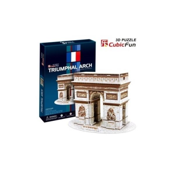 C045h CubicFun Триумфальная арка (Франция)