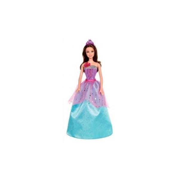 CDY62 Mattel Кукла  Супер-принцесса Карин Серии Барби Супер-принцесса Barbie
