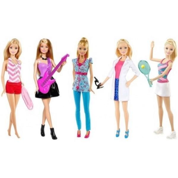 Barbie Куклы Из Серии Кем Быть?