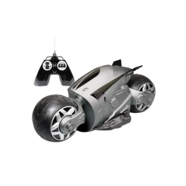 Мотоцикл р/у Cyber cycle (серебряный)