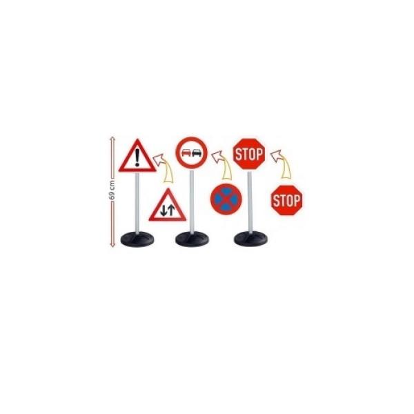 Игрушечные дорожные знаки