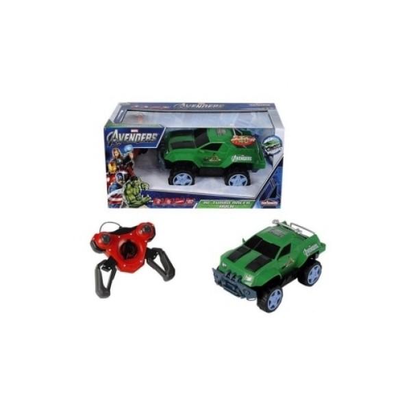 Машинка на р/у из серии Мстители Hulk