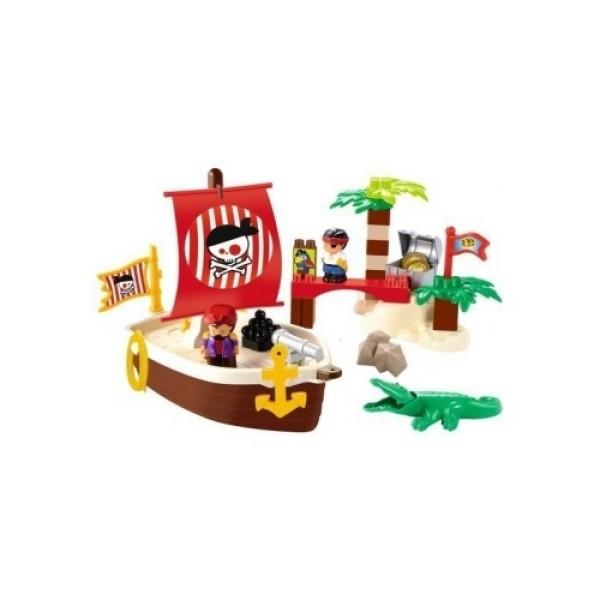 3179 Abrick Конструктор сокровища пиратов
