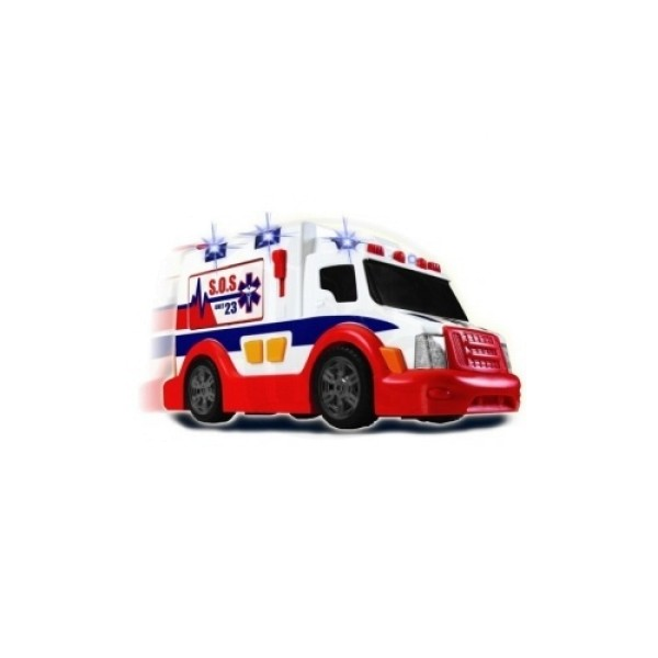3308360 DICKIE Машина скорой помощи, 33 см