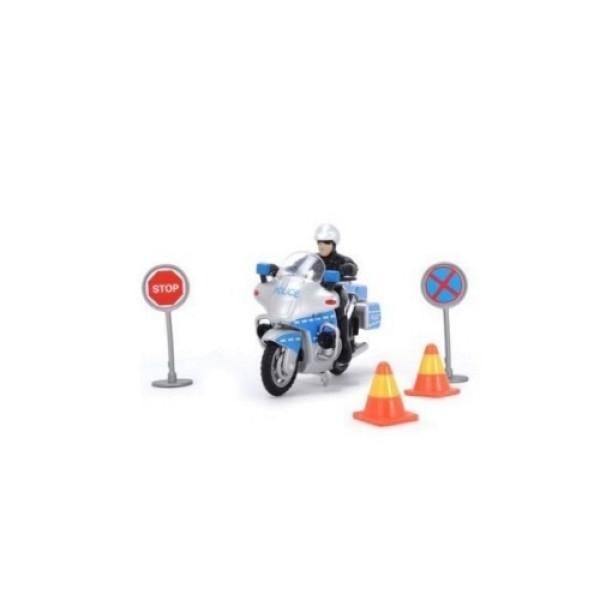 Набор игровой машина полицейская с аксессуарами
