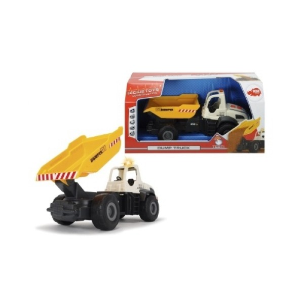 Машинка самосвал 35см Dickie Toys 3726002