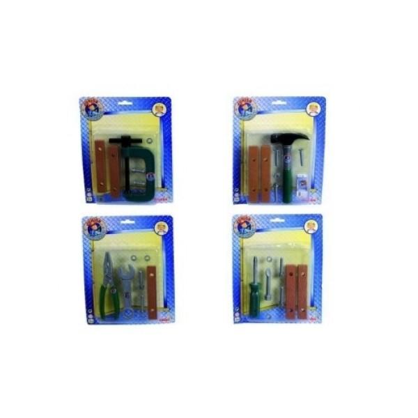 4164641 Simba Набор строительных инструментов
