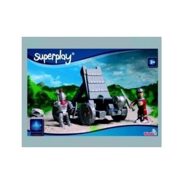 4355979 Simba Игровой набор Стенобитное орудие+ фигурка рыцаря