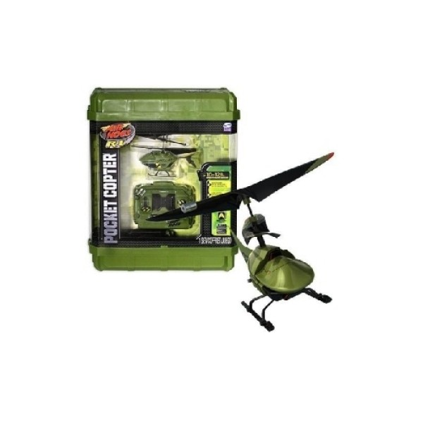 44367 SPIN MASTER AIR HOGS Карманный вертолет