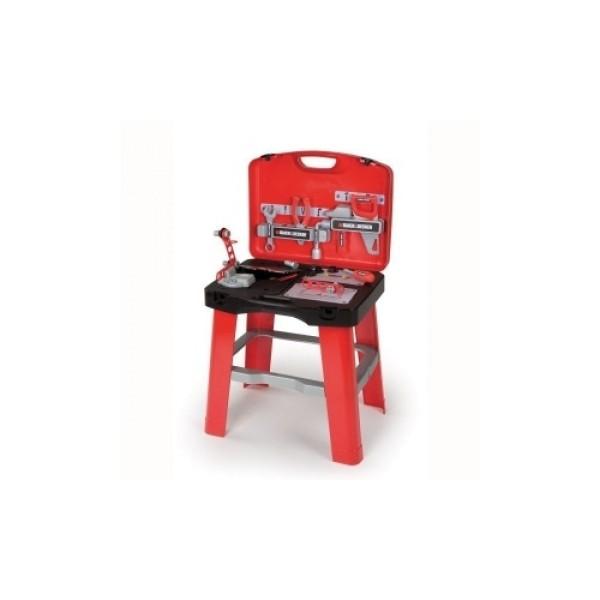 500240 Smoby Ремонтная мастерская в чемоданчике
