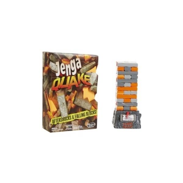 A5405 HASBRO Игра A5405 Дженга Квейк OTHER GAMES HASBRO