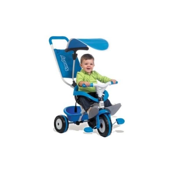 444208 Smoby Велосипед трехколесный Balade, синий